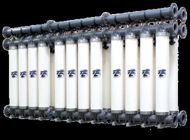(Рус) Серийные модули ультрафильтрации (UF) от 15,6 до 102,4 м3/час