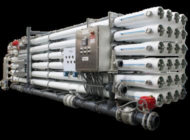 (Рус) Серийные установки обратного осмоса (RO) от 0,9 до 19,8 м3/час