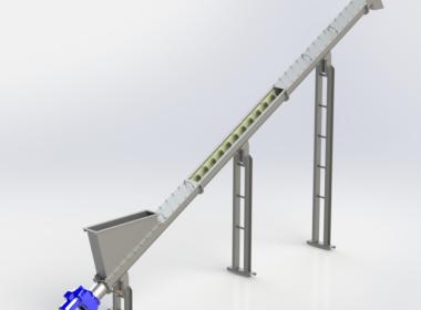 Screw conveyor